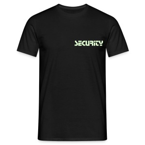 Lets Player Security - Männer T-Shirt