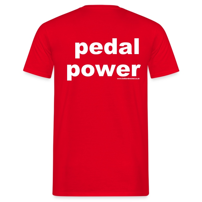Pedal Power T