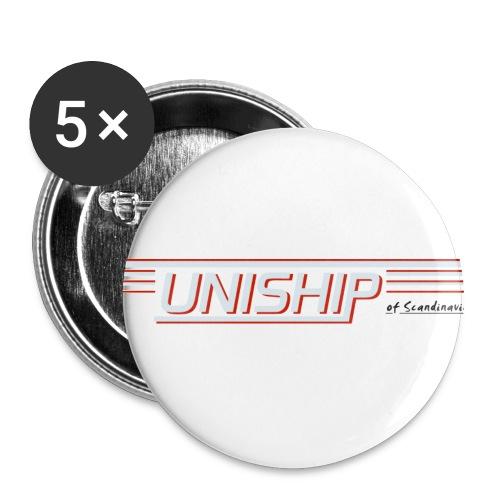 UniShip Knapp 56mm - Stora knappar 56 mm