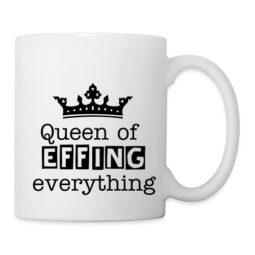 Mok 'Queen of effing...' - Mok