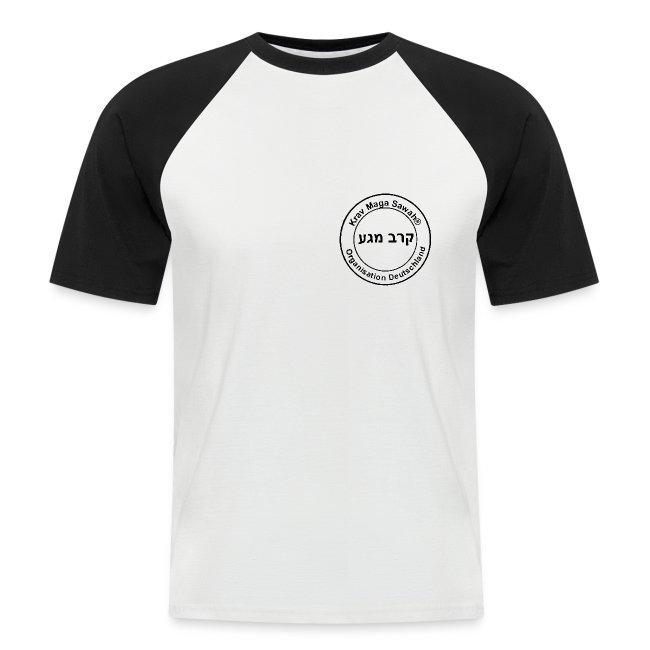 Krav Maga Sawah kurzärmliges T-Shirt sw 1