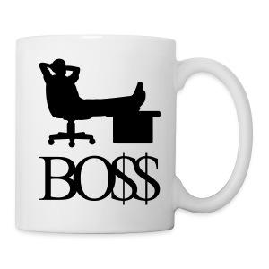 Boss Mug - Mok