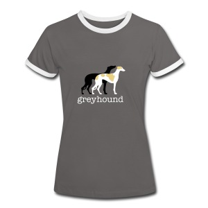 Greyhound Duo - T-shirt contrasté Femme