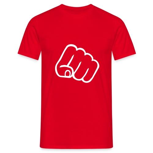 T-shirt homme un poing c'est tout! - T-shirt Homme