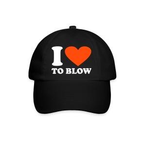 Love Blow Cap - Baseballcap