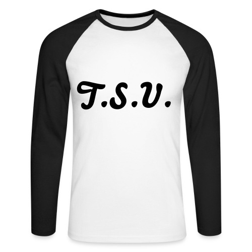 T.S.U. Long Sleeve T - Men's Long Sleeve Baseball T-Shirt