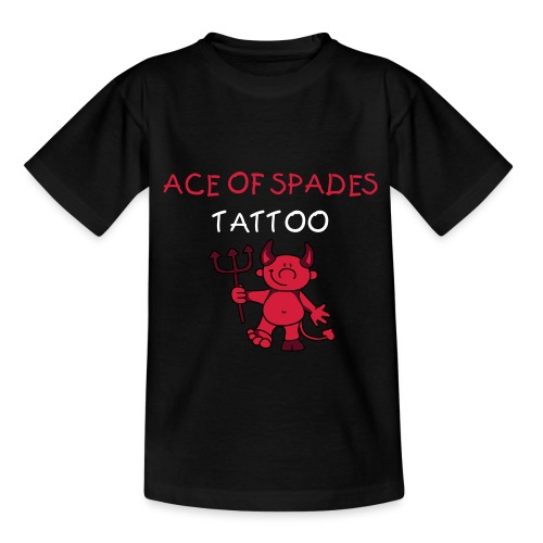 BIKE,S BOOZE AND TATTOO,S - Teenager T-shirt