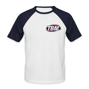 TBM Baseball Shirt - Männer Baseball-T-Shirt