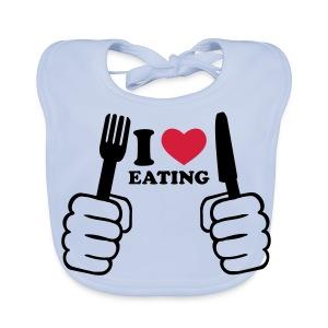 Love eating - Bio-slabbetje voor baby's