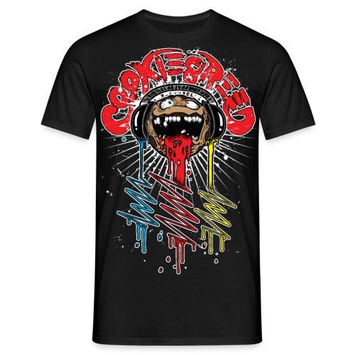 Cookie - Mann - Männer T-Shirt