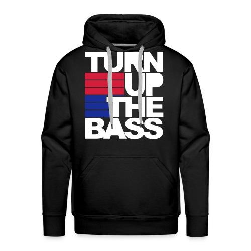 Hip Mannensweater - Mannen Premium hoodie