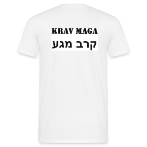 Krav Maga - neutral - - Männer T-Shirt