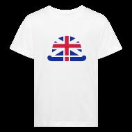 Shirts ~ Kids' Organic T-shirt ~ English bowler hat
