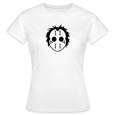 Jason Mask (1c)++ T-Shirts
