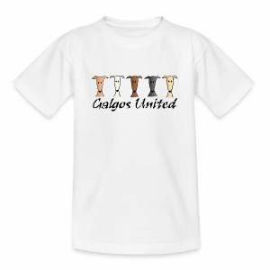 Galgos United - Teenager T-Shirt