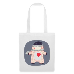 sac love - Tote Bag