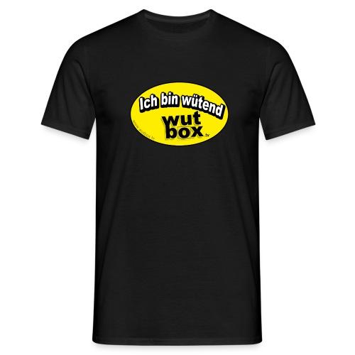 Wutbox-Shirt MANN - Männer T-Shirt