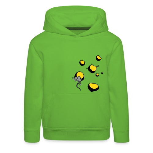 Maus! - Kinder Premium Hoodie