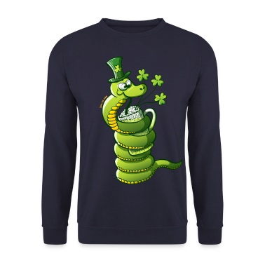 Saint Patrick's Day Snake Hoodies & Sweatshirts