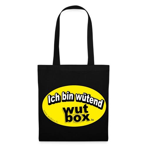 WUTBOX-Tragetasche - Stoffbeutel