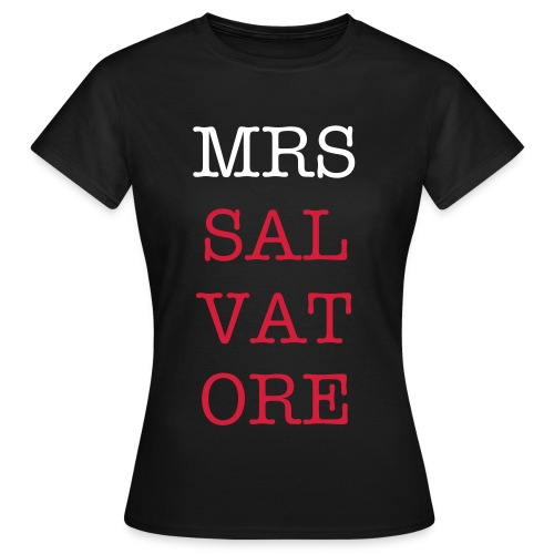 Mrs. Salvatore T-shirt - Women's T-Shirt