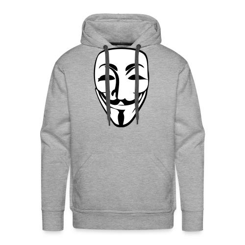 Vendetta Fly hood - Men's Premium Hoodie