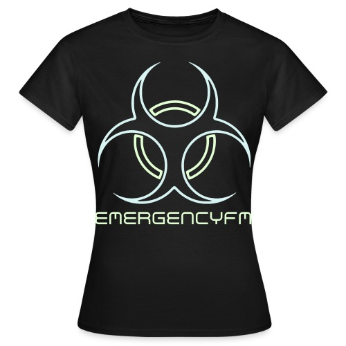 T-Shirt Reflective/Glow V2     - Women's T-Shirt