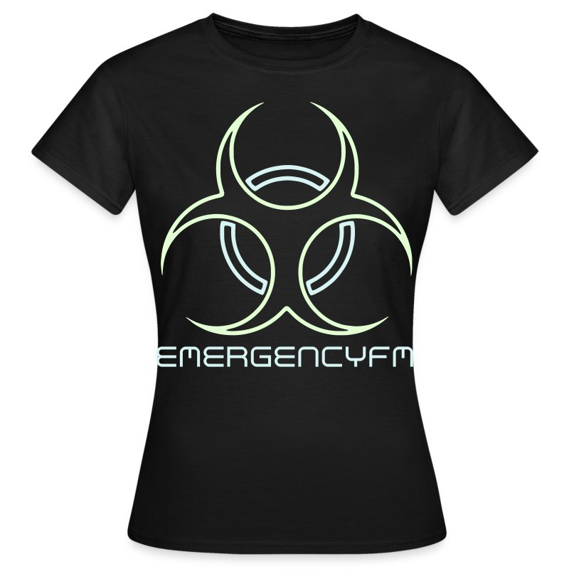 T-Shirt Reflective/Glow V1     - Women's T-Shirt