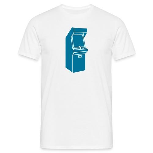 Arcade (weiss) - Männer T-Shirt