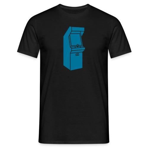 Arcade (schwarz) - Männer T-Shirt