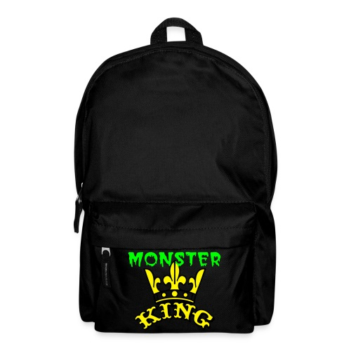 monster king backpak - Rugzak