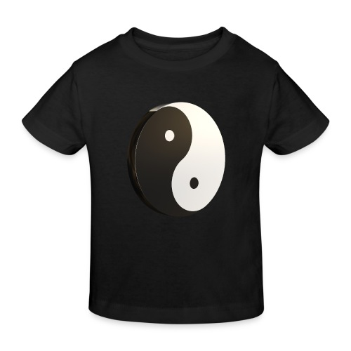 Yin Yang - T-shirt bio Enfant