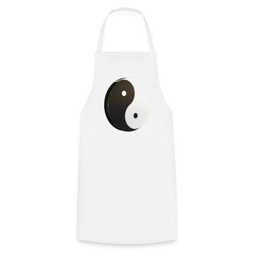 Yin Yang - Tablier de cuisine
