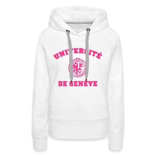 Classic Hoodie - Sweat-shirt à capuche Premium pour femmes