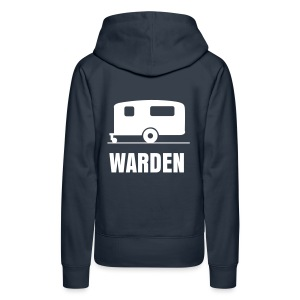 Warden - Ladies - Women's Premium Hoodie