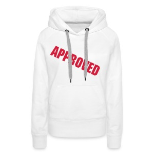 Phrases Woman - Women's Premium Hoodie