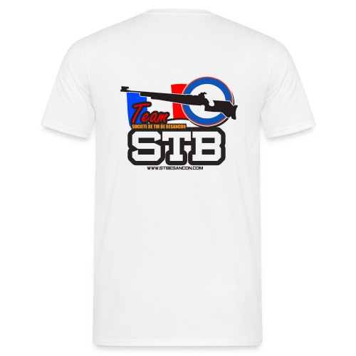 T-SHIRT HOMME TEAM STB CARABINIER - T-shirt Homme