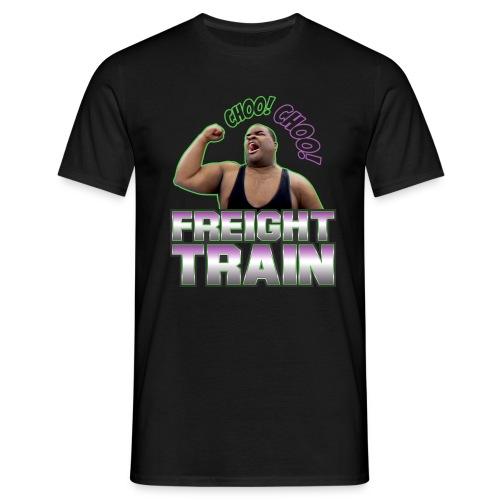 Freight Train - Men's T-Shirt