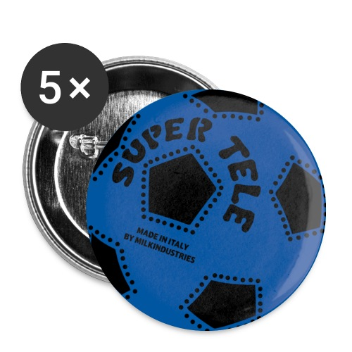SuperTele Inter 5PackPins - Spilla media 32 mm