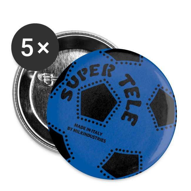 SuperTele Inter 5PackPins
