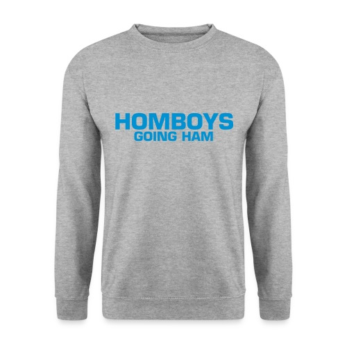 Homeboys Sweater - Mannen sweater