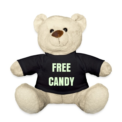 Tcoebear: FREE CANDY - Teddy Bear