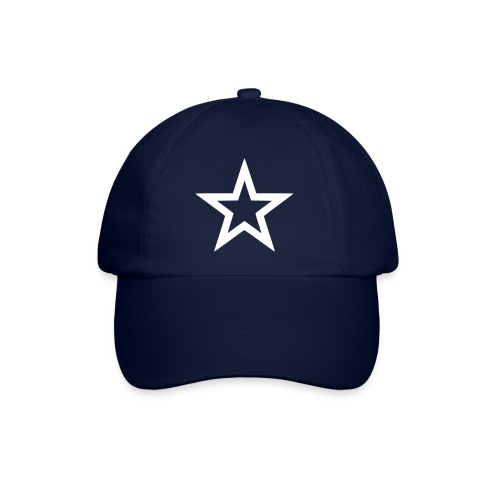 Kappi Blue Stern - Baseballkappe