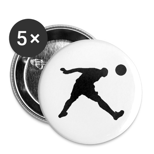 Airnandez - small buttons - Buttons small 1''/25 mm (5-pack)