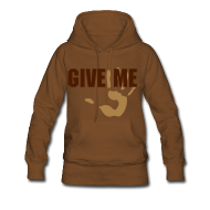 Hoodies & Sweatshirts ~ Women's Premium Hoodie ~ Phrases Woman