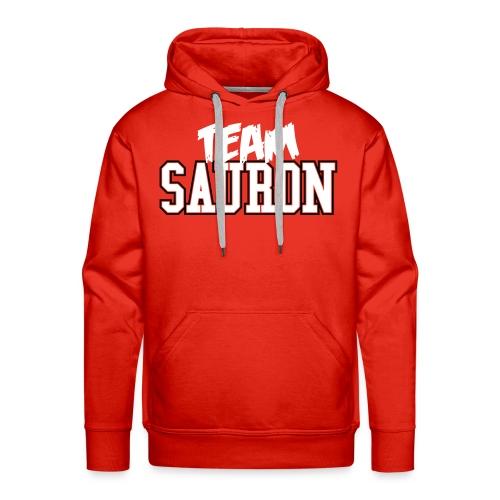 Team Sauron Hoodie - Felpa con cappuccio premium da uomo