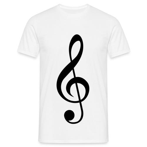 PLR Männer T-Shirt [ ♪ PLR] - Männer T-Shirt