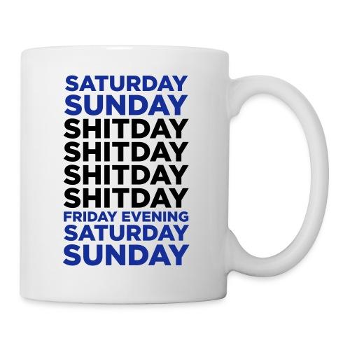 SHITday - Mug
