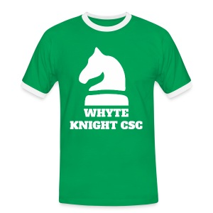 Whyte Knight CSC - Men's Ringer Shirt