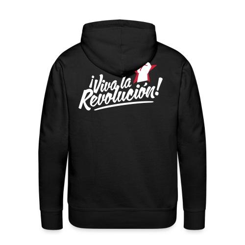 Viva la revolucion - Men's Premium Hoodie